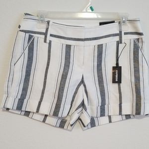 NWT Express mid rise short